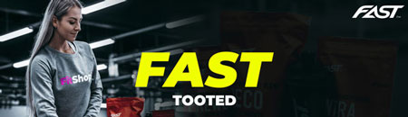 Fast tooted