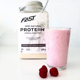 Fast Natural Protein valgupulber