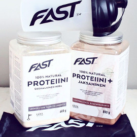 Fast Natural Protein