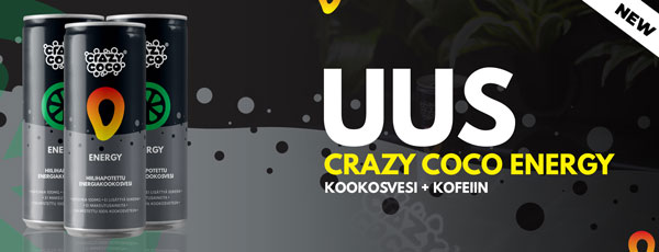 UUS Crazy Coco: Energy